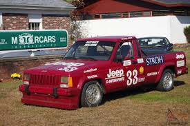 jeep comanche lowered willys jeep