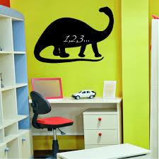 wallstickers folies dinosaur chalkboard blackboard wall stickers dinosaur chalkboard blackboard wall stickers