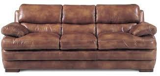 Flexsteel Leather Sofa Flexsteel Latitudes Belvedere Leather Sofa In Brown 1025theparty