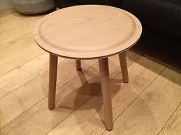 Ikea Beech Coffee Table Ikea Side Table Stool Solid Beech Legs Beech Veneer Top Ps 2017