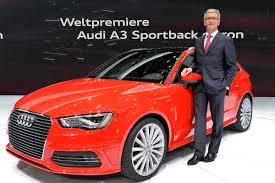 audi ceo switzerland auto