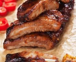 cuisiner travers de porc travers de porc au miel express recette de travers de porc au miel