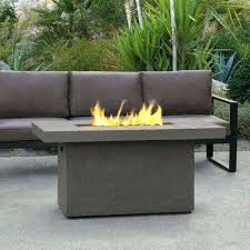 Propane Coffee Table Fire Pit by Outdoor Patio Table With Propane Fire Pit U2013 Smashingplates Us