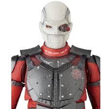 I Am The Light The Way Medicom Mafex No 038 Squad Deadshot Action Figure