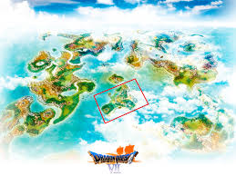 Bravely Default World Map by Dragon Quest Vii Fragments Of The Forgotten Past U2013 Post 3 Super