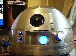 teeces v3 with bhd code r2d2 starwars dome lights front