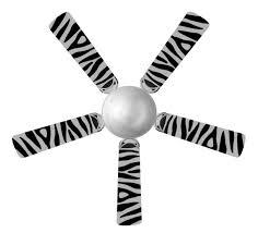 zebra print ceiling fan sweet pea zebra ceiling fan the frog and the princess