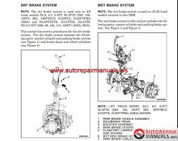 hyster forklift h4 0 shop manual auto repair manual forum