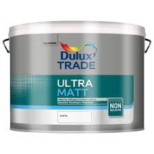 decorative paint for ceilings interior matte dulux trade