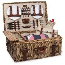 picnic gift basket picnic time charleston picnic basket target