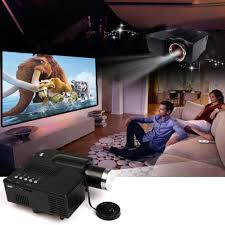 1080p home theater projector online shop portable mini projector uc28 hd 1080p home multimedia