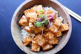 cuisiner le tofu ferme tofu épicé aux arachides