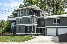 Three Story House near georgia tech home park modern offers plenty for 825k