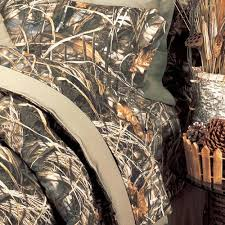 Camo Comforter King Shop Realtree Max 4 Camo Comforters The Home Decorating Company