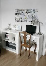 West Elm 2x2 Console Desk Ikea Small Expedit Plus Hacked Expedit As Desk Via Stylizimo
