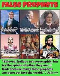 Meme Shameless - profiting from a false false prophets meme shameless popery