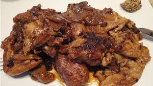cuisiner le cochon pied de porc