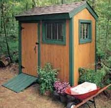 Free Wood Shed Plans by How To Guides On Shed Construction Article Center