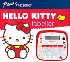 qoo10 brother kitty labeler pt d200kt stationery u0026 supplies