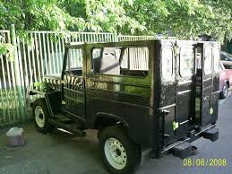 jeep mitsubishi mitsubishi jeep 1985 года 2 7 литра 4вд цвет чёрный мкпп j58