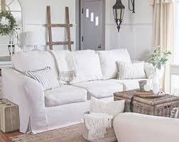 slipcovers for sectional sofa sectional slipcover etsy