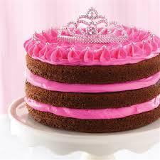 princess cakes hot pink princess cake