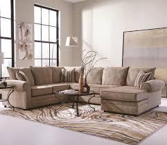 U Shaped Sectional Sofa Coaster 501149 Fairhaven Chenille U Shaped Sectional Sofa With Chaise