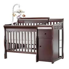 Sorelle Mini Crib Sorelle Camden Mini Crib Changer Cherry Babies R Us