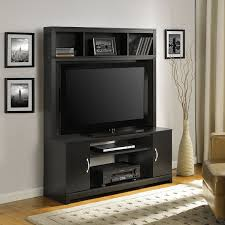 amazon com home tv stands wood entertainment media center for