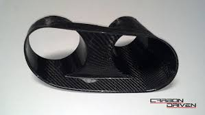 2003 04 mustang cobra fog light bezel kit 2003 2004 mustang terminator carbon fiber fog light bezels
