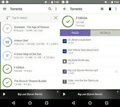 android torrent fastest torrent downloader apps available on android play store