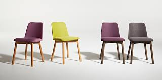 chip chair modern upholstered dining chairs blu dot
