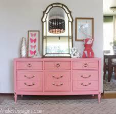 ansley designs coral u0026 gold hollywood regency dresser