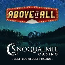 snoqualmie casino home