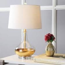 crystal table lamps for less overstock com