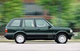 Land Rover Range Rover Station Wagon Review 1994 2002 Parkers