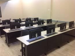 computer desk monitor lift nova blog classroom computer desks with monitor lifts