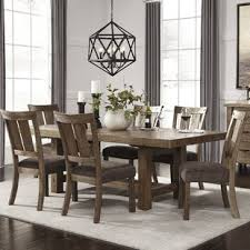 cheap 7 piece dining table sets 7 piece kitchen dining room sets you ll love wayfair