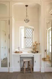 Small Mirrored Vanity Mirrored Vanity Transitional Closet Elizabeth Dinkel Design