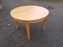 does round table deliver round oak veneer extending dining table free delivery 051 in