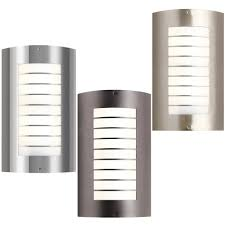 Modern Light Sconces Important Facts That You Should Know About Modern Outdoor Lighting