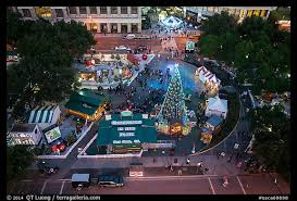 picture photo aerial view of in the park san jose