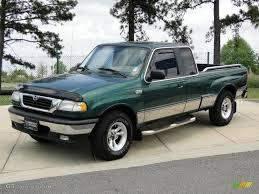 mazda truck amazon green metallic 1999 mazda b series truck b4000 se extended