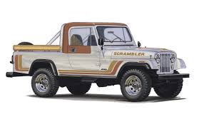 scrambler jeep sweet 1982 jeep cj 8 scrambler jeep cj8 pinterest jeep