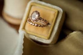 non traditional wedding rings rock your non traditional engagement ring wedding