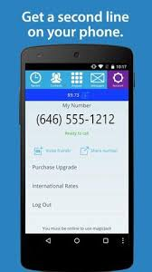 magicjack app android magicapp calling messaging for android free and