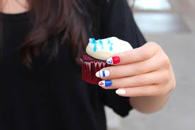 makeup trends 2017 2018 how to get a modern fourth of july nail