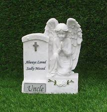 grave ornaments ebay