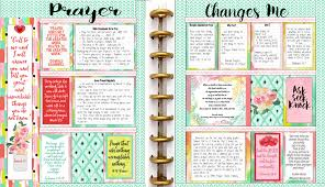 christian thanksgiving prayer bible journaling in a planner biblejournallove com