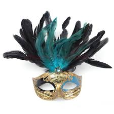 feather masks 18 best feather masks images on feather mask half